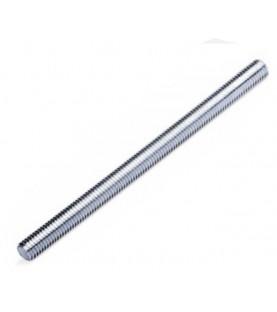 Závitová tyč M6x1000 bílý zinek