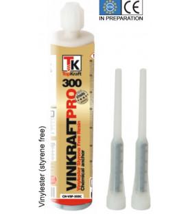 VINKRAFT PRO chemická kotva vinylester 300ml