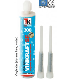VINKRAFTchemická kotva vinylester 280ml -zimní
