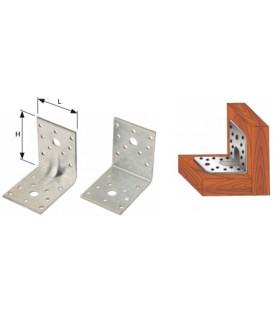 Úhelník rovnoramenný s prolisem 105x105x90