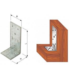 Úhelník nerovnoramenný 60x60x90
