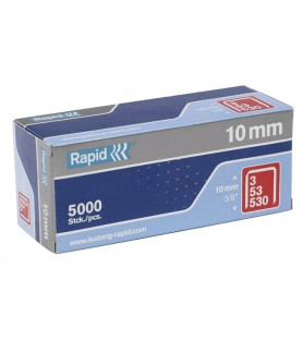 Červené spony Rapid, typ 53 MR-11856250