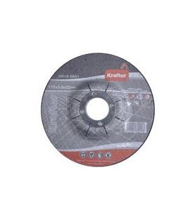 Kotouč řezný na kov 115x3x22mm KR14-2801