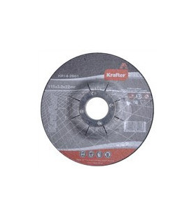 Kotouč řezný na kov 125x3x22mm KR14-2802