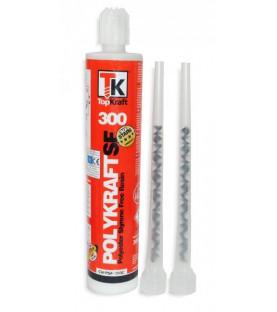 Polykraft SF 300 - chemická kotva polyester bez styrenu